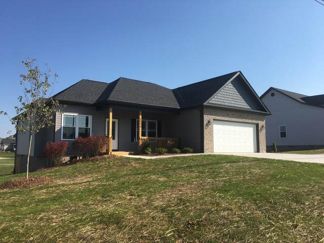 1524 College St, Jonesborough, TN 37659 (MLS #9907948) :: The Lusk Team