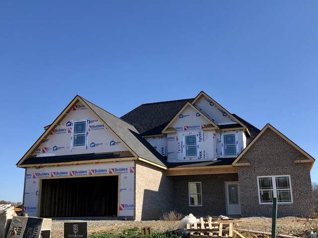 4107 Maize Place, Piney Flats, TN 37686 (MLS #9914557) :: The Lusk Team