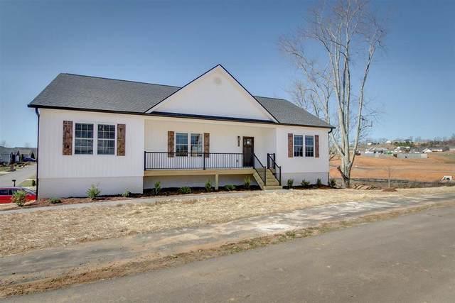 611 Sweetgrass Lane, Jonesborough, TN 37659 (MLS #9916221) :: Red Door Agency, LLC