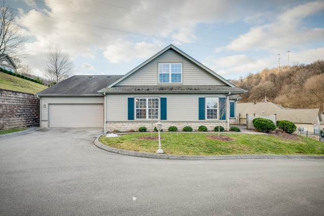1607 Babbling Brook #1607, Kingsport, TN 37664 (MLS #9917379) :: Bridge Pointe Real Estate