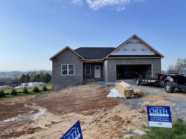 149 Mountain View, Piney Flats, TN 37686 (MLS #9919748) :: Bridge Pointe Real Estate