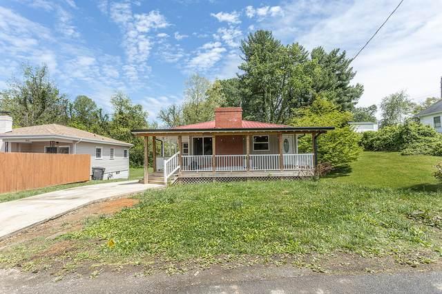 823 Marion Avenue, Bristol, TN 37620 (MLS #9922354) :: Red Door Agency, LLC