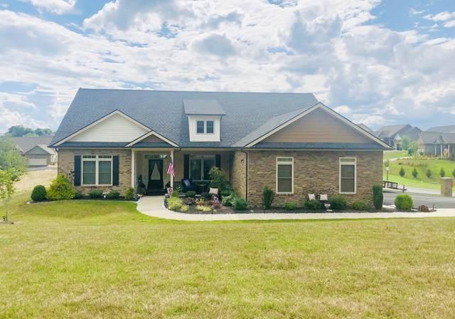 1017 Peaceful Drive, Jonesborough, TN 37659 (MLS #9927195) :: Conservus Real Estate Group
