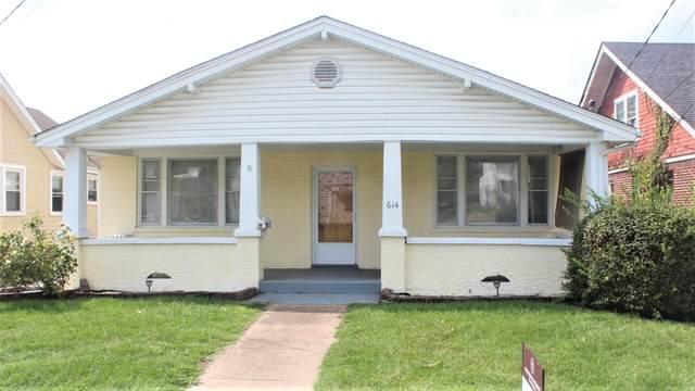 614 Pennsylvania Avenue, Bristol, TN 37620 (MLS #9929336) :: Red Door Agency, LLC