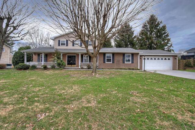 2210 Kipping Street, Johnson City, TN 37601 (MLS #9904767) :: Conservus Real Estate Group