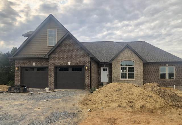 1154 Panoramic Vista, Gray, TN 37615 (MLS #9912100) :: Highlands Realty, Inc.