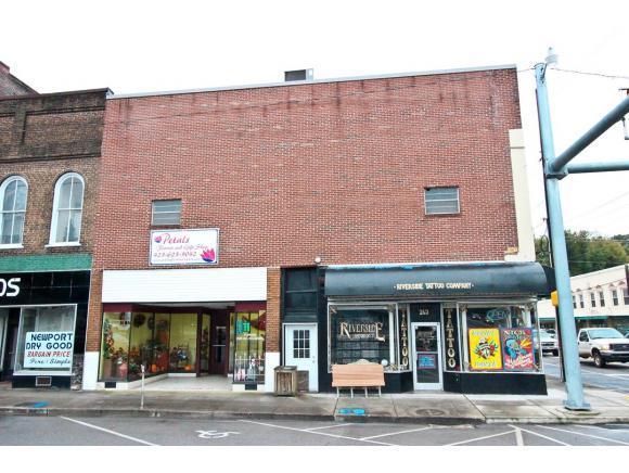 243 E Main Street #0, Newport, TN 37821 (MLS #368479) :: Griffin Home Group