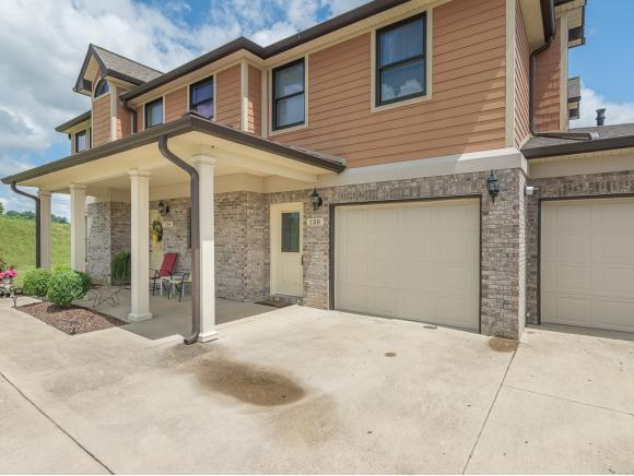 130 Lookout Pointe #130, Johnson City, TN 37601 (MLS #382689) :: Griffin Home Group