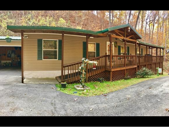2403 Goldrush Road, Pigeon Forge, TN 37863 (MLS #385531) :: The Baxter-Milhorn Group
