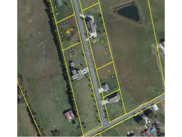00 Green Acres Drive, Bulls Gap, TN 37711 (MLS #386861) :: Bridge Pointe Real Estate