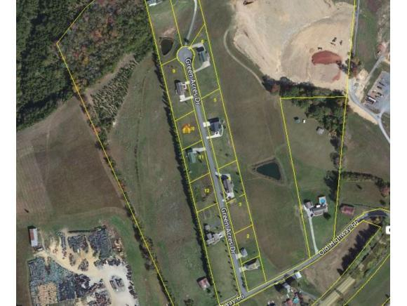 00 Green Acres Drive, Bulls Gap, TN 37711 (MLS #386863) :: Bridge Pointe Real Estate