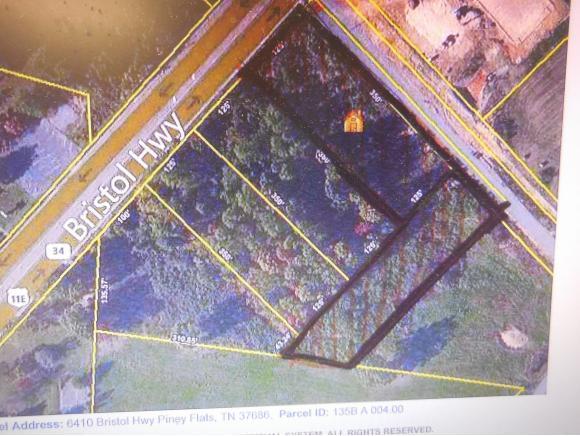 6410 Bristol Highway #6410, Piney Flats, TN 37686 (MLS #387162) :: Conservus Real Estate Group