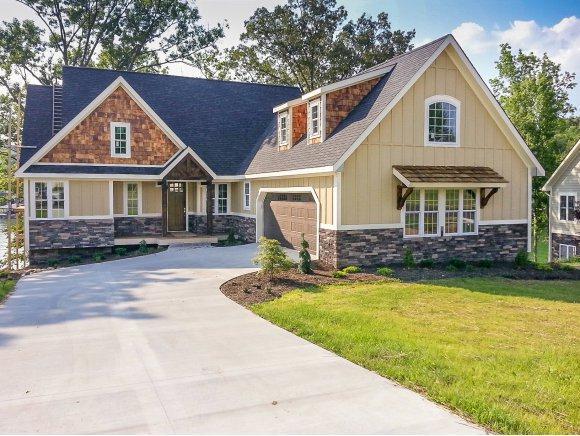 442 Massengill Park Road, Bluff City, TN 37618 (MLS #390566) :: Highlands Realty, Inc.