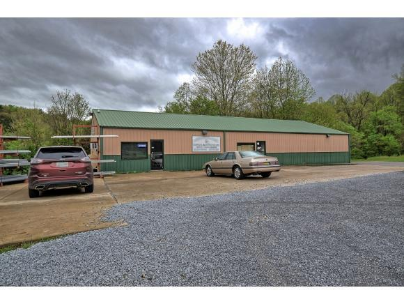 155 Sara Day Road #0, Erwin, TN 37650 (MLS #390766) :: Conservus Real Estate Group