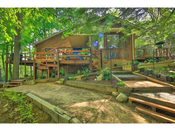 100 Dameron Ridge Road, Erwin, TN 37650 (MLS #391619) :: Griffin Home Group