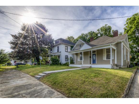 516 Spruce St, Bristol, TN 37620 (MLS #393667) :: Highlands Realty, Inc.