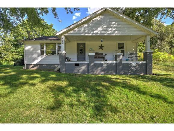 1180 Dry Creek Road, Elizabethton, TN 37643 (MLS #393736) :: Jim Griffin Team