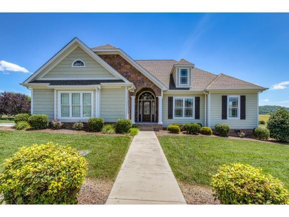 1301 Knights Bridge Circle #0, Kingsport, TN 37664 (MLS #393824) :: Conservus Real Estate Group