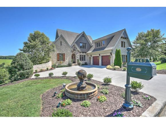 165 Laurel Ridge Drive, Jonesborough, TN 37659 (MLS #394225) :: Conservus Real Estate Group