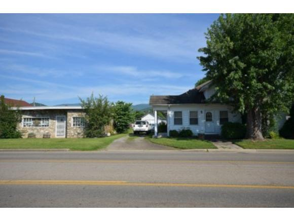 936 N Main Ave, Erwin, TN 37650 (MLS #394336) :: Highlands Realty, Inc.