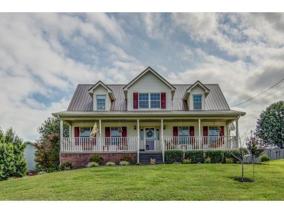 307 Persimmon Ln, Jonesborough, TN 37659 (MLS #394441) :: Conservus Real Estate Group