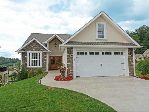 161 Quail Ridge Way, Jonesborough, TN 37659 (MLS #394453) :: Conservus Real Estate Group