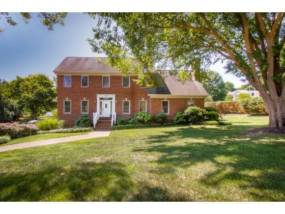 2005 Springfield Ave, Kingsport, TN 37664 (MLS #394530) :: Conservus Real Estate Group