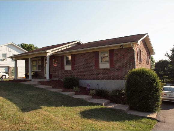 491 Bellehaven Drive, Bristol, VA 24201 (MLS #394549) :: Conservus Real Estate Group