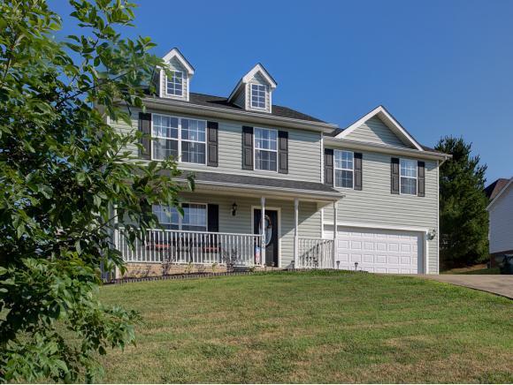 104 Henrys Lane, Bristol, VA 24202 (MLS #394558) :: Conservus Real Estate Group