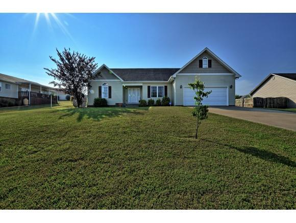 468 Walkers Bend Rd., Gray, TN 37615 (MLS #394694) :: Conservus Real Estate Group