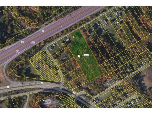 745 Island Road, Bristol, VA 24201 (MLS #394750) :: Conservus Real Estate Group