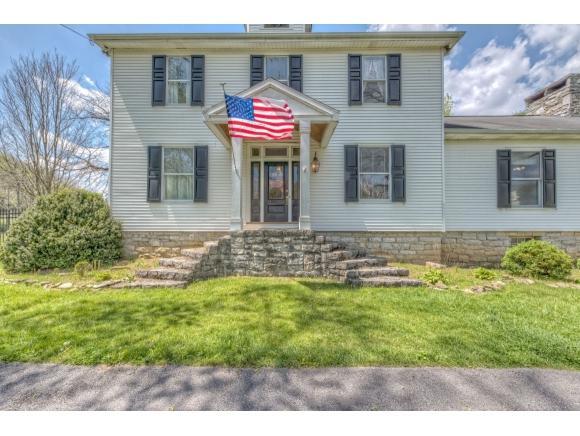 128 Gailliot Vista, Marion, VA 24354 (MLS #395217) :: Highlands Realty, Inc.