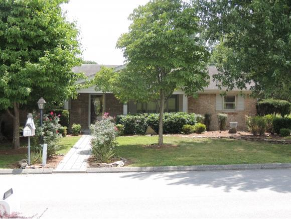 116 Dartmouth Drive, Bristol, TN 37620 (MLS #395230) :: Highlands Realty, Inc.