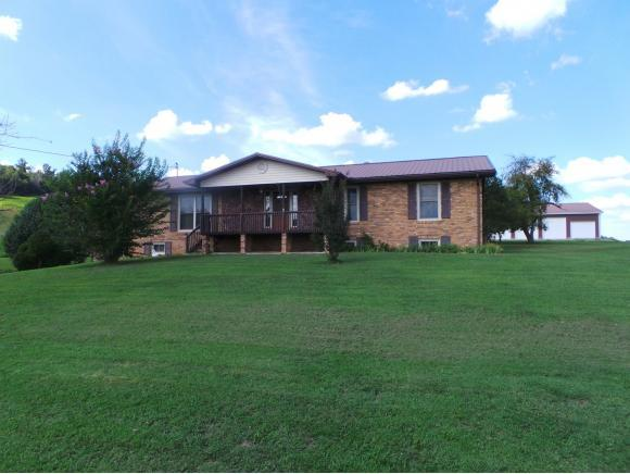 406 Shanks Gap Road, Rogersville, TN 37857 (MLS #395326) :: Highlands Realty, Inc.