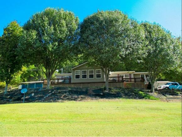 790 Brown Hollow Rd., Newport, TN 37821 (MLS #395717) :: Highlands Realty, Inc.
