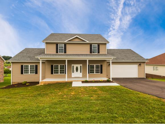 228 Country Meadow Circle, Bristol, TN 37620 (MLS #395769) :: Highlands Realty, Inc.