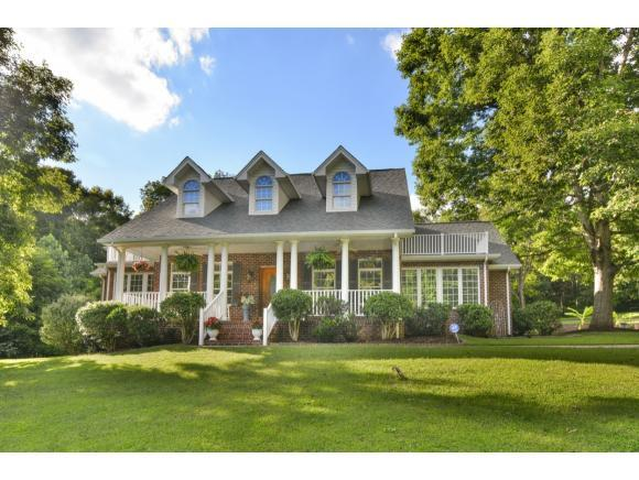 555 Blanches View Drive, Bluff City, TN 37618 (MLS #396881) :: Highlands Realty, Inc.
