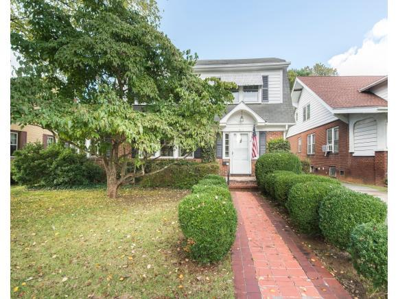 917 Euclid, Bristol, VA 24201 (MLS #397249) :: Conservus Real Estate Group