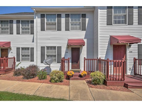 270 Beaverview Dr #270, Bristol, VA 24201 (MLS #397304) :: Conservus Real Estate Group