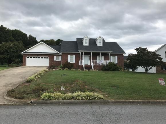 244 Ascot Drive, Kingsport, TN 37663 (MLS #397405) :: Conservus Real Estate Group