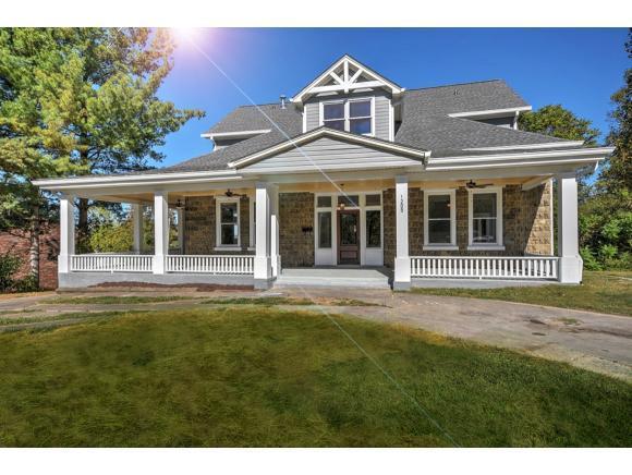 1205 Buffalo St, Johnson City, TN 37604 (MLS #397922) :: Highlands Realty, Inc.