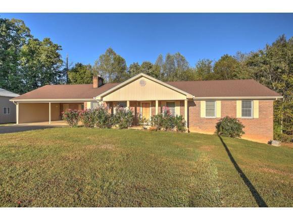 121 Bill Martin Road, Chuckey, TN 37641 (MLS #398010) :: Highlands Realty, Inc.