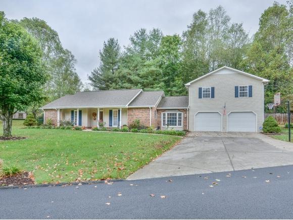 8 Staunton Circle, Johnson City, TN 37601 (MLS #398415) :: Highlands Realty, Inc.