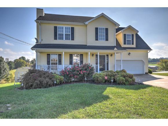 153 Alfalfa Ln, Jonesborough, TN 37659 (MLS #398454) :: Conservus Real Estate Group