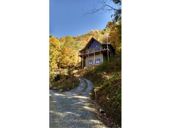 105 Deer Run Drive, Flag Pond, TN 37657 (MLS #398640) :: Highlands Realty, Inc.
