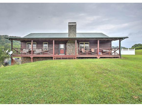 386 Oak Glen Circle, Fall Branch, TN 37656 (MLS #398675) :: Highlands Realty, Inc.
