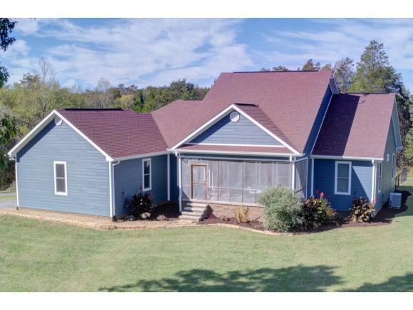 429 Beech Grove Road, Bulls Gap, TN 37711 (MLS #398689) :: Conservus Real Estate Group