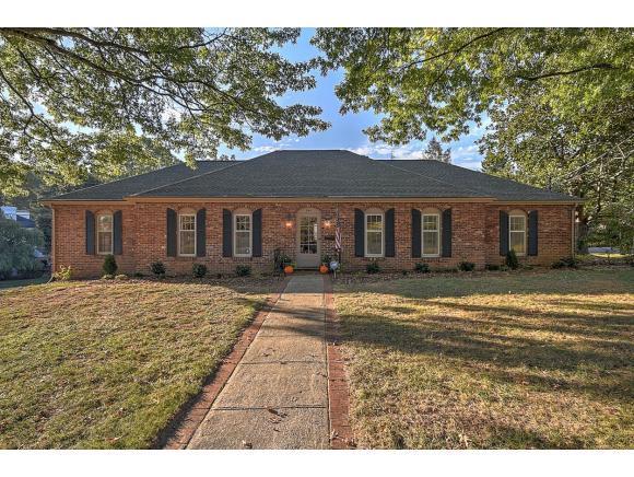 206 Crestwood Dr, Johnson City, TN 37601 (MLS #398709) :: Conservus Real Estate Group