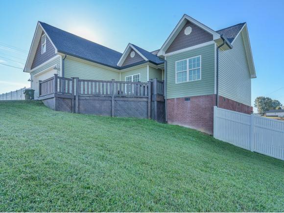 191 Roscoe Fitz Rd, Gray, TN 37615 (MLS #398719) :: Conservus Real Estate Group
