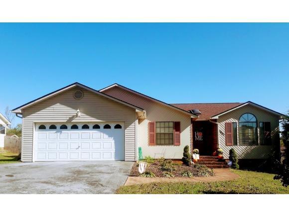 3601 Ian Drive, Johnson City, TN 37604 (MLS #398721) :: Conservus Real Estate Group